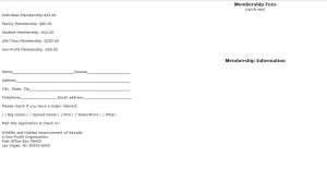 membership-printout